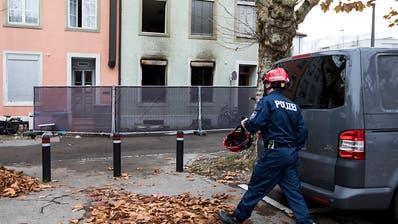 Tragödie in Solothurn: Sechs Menschen sterben bei Brand