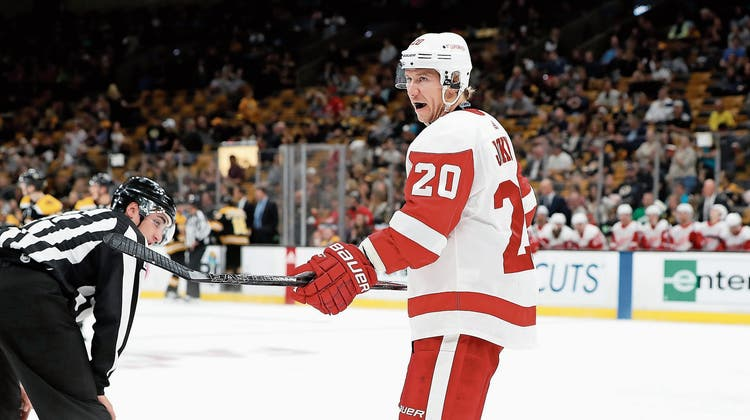 Der NHL-Star beim Cup-Gegner des EVZ