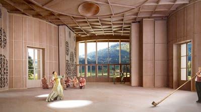 Das Klanghaus Toggenburg ist neu nicht nur für Musiker offen. (Bild: PD)