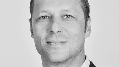 Redaktor Matthias Scharrer.