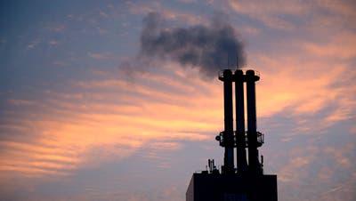 Die Schweiz verfolgt ambitionierte Ziel bei der Reduktion von Treibhausgasen. (Bild Pius Amrein / Neue LZ; 23. Februar 2011)
