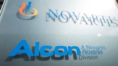 Novartis-Augenheilsparte Alcon will Marge deutlich aufpolieren