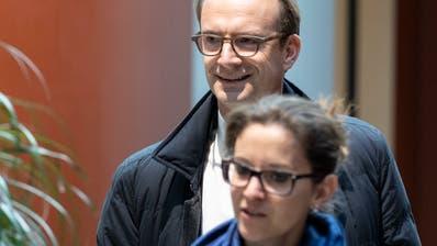 Pierre Maudet nun doch in Bern bei der FDP-Spitze