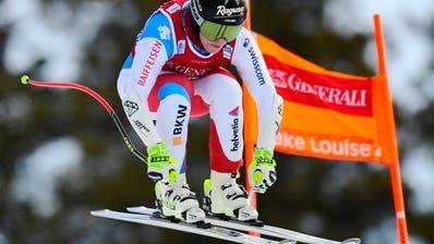 Lara Gut-Behrami beste Schweizerin im zweiten Training