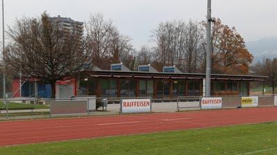 Der FC Rorschach-Goldach 17 wird das Restaurant ab dem 1. Februar 2019 betreiben. (Bild: Martin Rechsteiner)
