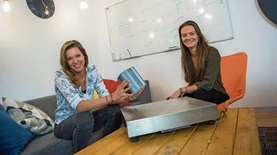 Zwei Jungunternehmerinnen wollen Food Waste im Keim ersticken