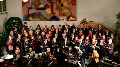 Der Frauenfelder BelCanto-Chor steht unter der Leitung von René Aebi. (Bild: PD)