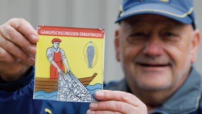 Ermatinger Gangfischschiessen: Segimann ziert die Wappenscheibe