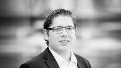 Ruben Schönenberger, Redaktionsleiter. (Bild: PD)