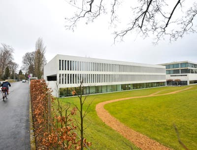 Die Pädagogische Hochschule Thurgau in Kreuzlingen. (Bild: Donato Caspari, Februar 2014)