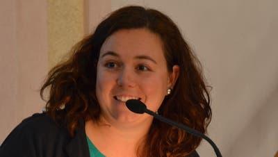 Ad interi-Präsidentin der Evangelische Kirchgemeinde Ermatingen: Ines Keller. (Bild: Margrith Pfister-Kübler)