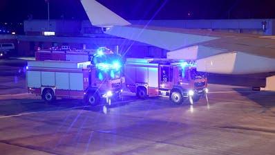 Merkel verpasst wegen schwerer Flugzeugpanne G20 Auftakt