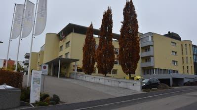 Das Regionale Seniorenzentrum Solino in Bütschwil gibt es seit knapp 40 Jahren. (Bild: Anina Rütsche)