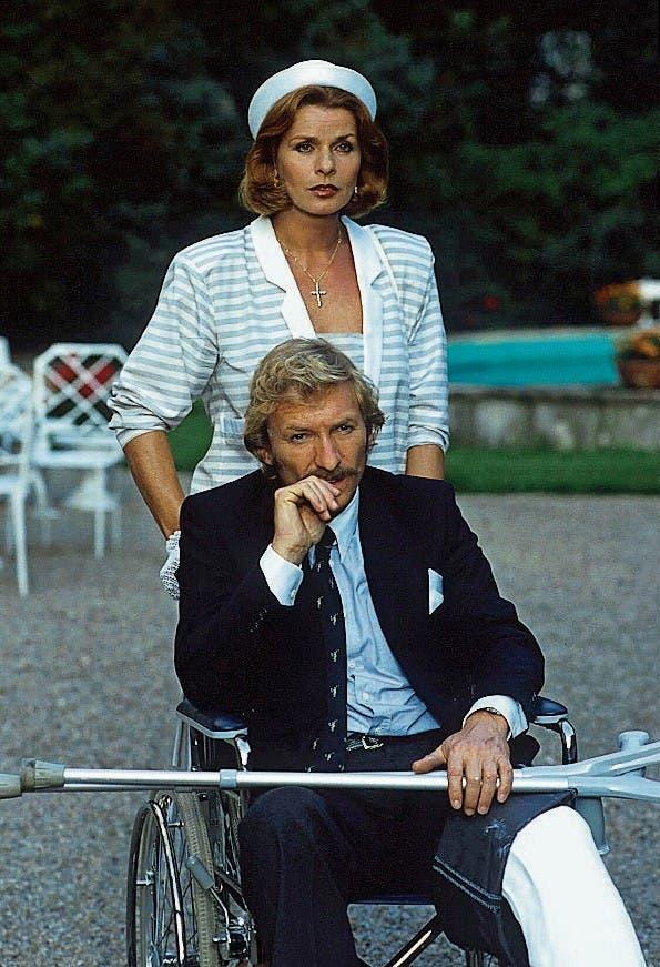 Hit am TV: «Kir Royal», 1984. (Bild: Getty)