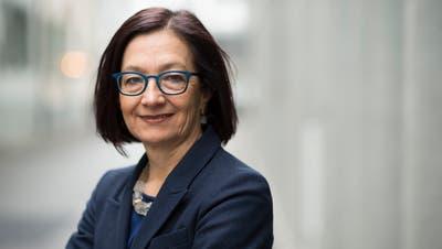 Yvonne Gilli. (Bild: KEYSTONE/Gian Ehrenzeller)