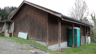 Die Schiessanlage ist seit Anfang 2017 nicht mehr in Betrieb. Der Schützenverein weicht seither nach St.Gallen aus. (Bild: Jolanda Riedener)