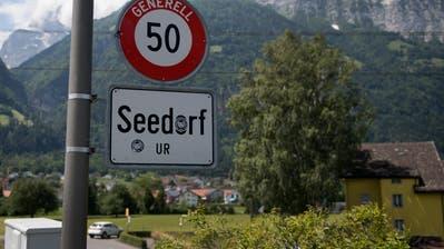 In Seedorf findet am 8. November die Offene Dorfgemeinde statt. (Bild: Corinne Glanzmann, 5. Juni 2018)