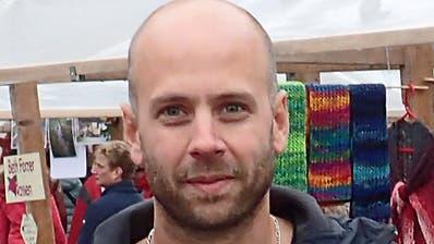 Bruno Huser, OK-Präsident Martinimarkt. (Bild: Michael Hug)