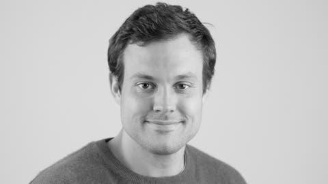 Adrian Lemmenmeier, Redaktor Gossau/Region. (Bild: Urs Bucher)