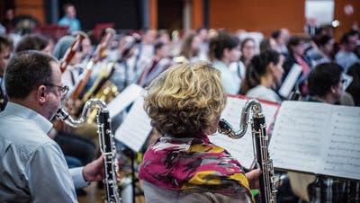 Musikalisch grosses Kino: In Frauenfeld spannen Stadtmusik und Stadtorchester zusammen