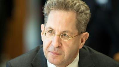 Seehofer versetzt Maassen in einstweiligen Ruhestand
