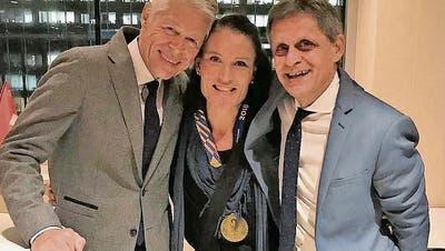 Frauenfelderin holt Silber am New-York-Marathon