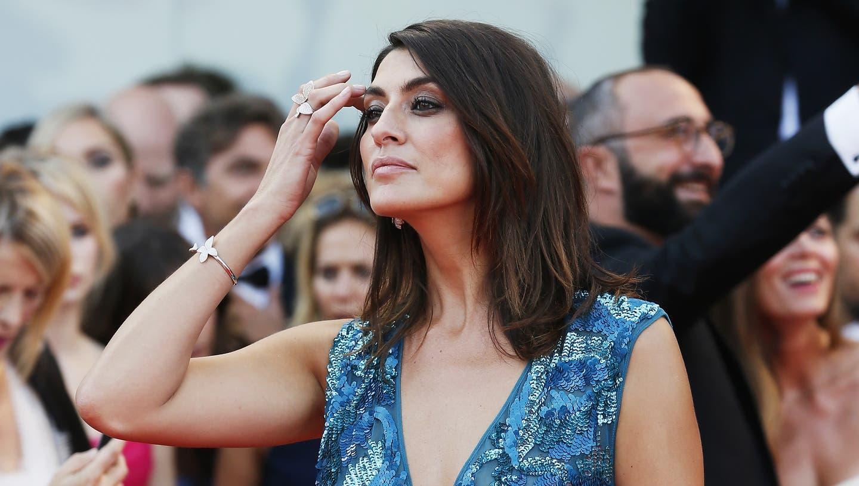 Elisa Isoardibeim Filmfestival in Venedig. Bild: Ernesto Ruscio/Getty(Venedig, 29. August 2018)