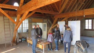 Im Obergeschoss soll ein neues Schulzimmer entstehen. (Bild: PD)