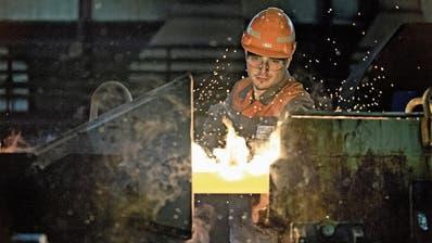 Der Bund drängt auf eine Lösung im Stahlkonflikt