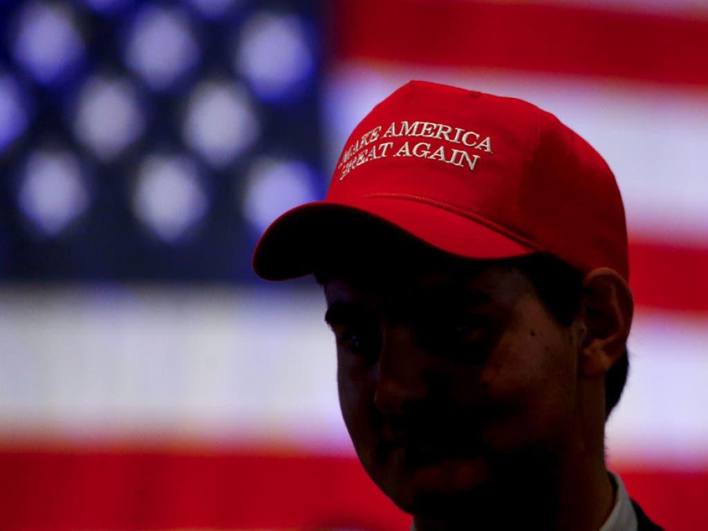 Die Republikaner sind nach den Zwischenwahlen in den USA mit einem blauen Auge davon gekommen: Die Mehrheit im Repräsentantenhaus haben sie verloren, im Senat konnten sie zulegen. (Bild: Keystone/FR111446 AP/BUTCH DILL)