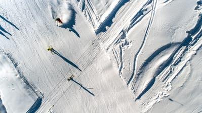 Kinder von heute werden nicht mehr mit den Skiferien gross. (Bild: Gabriele Putzu/Keystone (29. Dezember 2017))