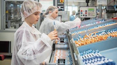 Grosse Chance in der Luzerner Zahnbürstenfabrik