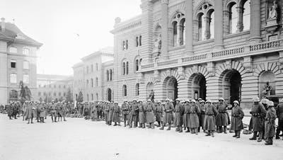 Landesstreik 1918: Ein Kampf um die Deutungshoheit