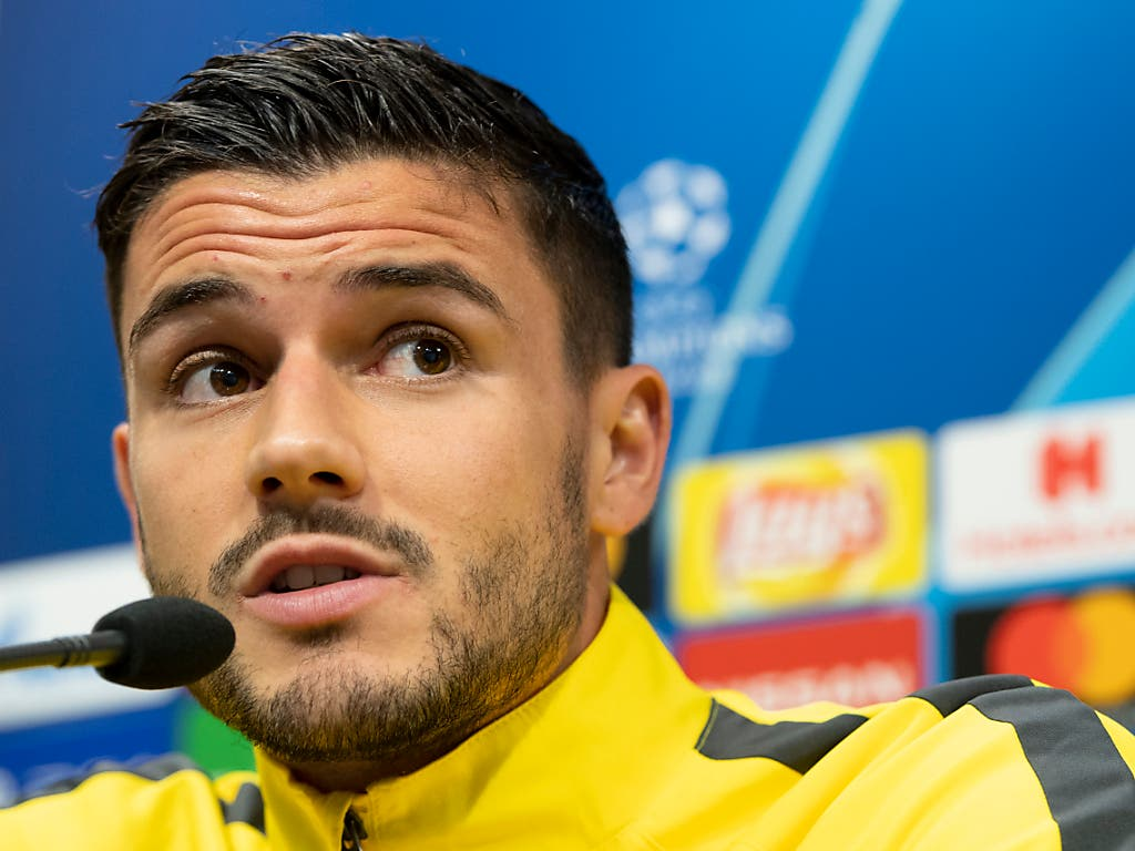 Loris Benito gehört wieder zum Kader der Nationalmannschaft (Bild: KEYSTONE/ANTHONY ANEX)