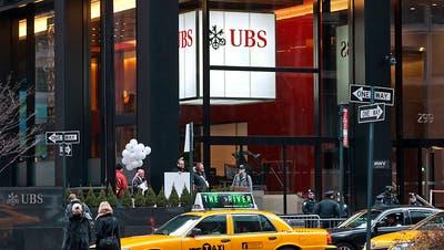 UBS wegen mutmasslichen Betrugs bei US-Hypothekenpapieren verklagt