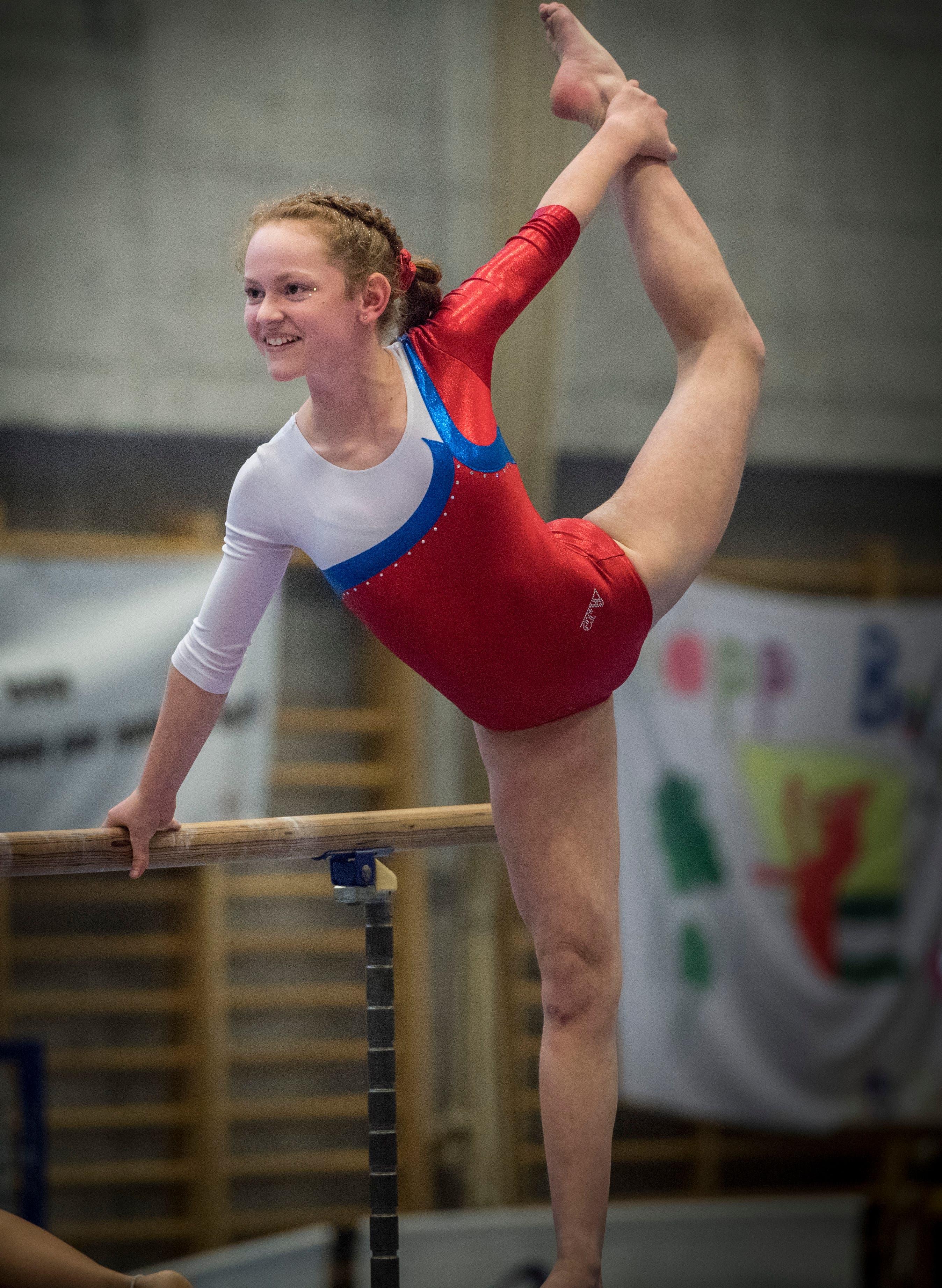 Impressionen vom Final Boden, Gerätekombination und Gymnastik Bühne. (Bild: Andrea Stalder)
