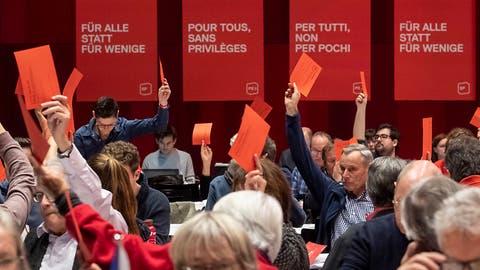 SP-Präsident Levrat droht beim Rahmenabkommen mit Referendum