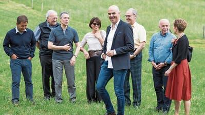 Bundesratskrimi, zweiter Teil: Die grosse Rochade – wer kriegt welches Departement?
