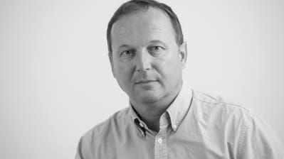 Daniel Wirth, Leiter Stadtredaktion