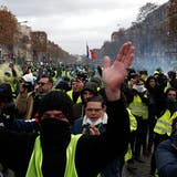 Proteste dämpfen französische Konjunktur