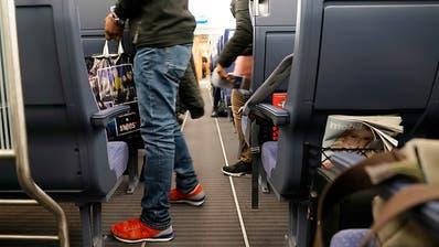 Deutsche Bahn stellt wegen Streiks landesweit den Fernverkehr ein