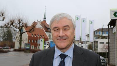 Münchwilens Gemeindepräsident Guido Grütter engagiert sich für eine stärkere demokratische Partizipation. Die neue Gemeindeordnung erhält mehrere Punkte, die sein Ansinnen unterstützen. (Bild: Hans Suter)