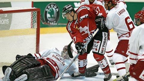 Eishockey: Heimspiele in Luzern für den Trainer des Jahres