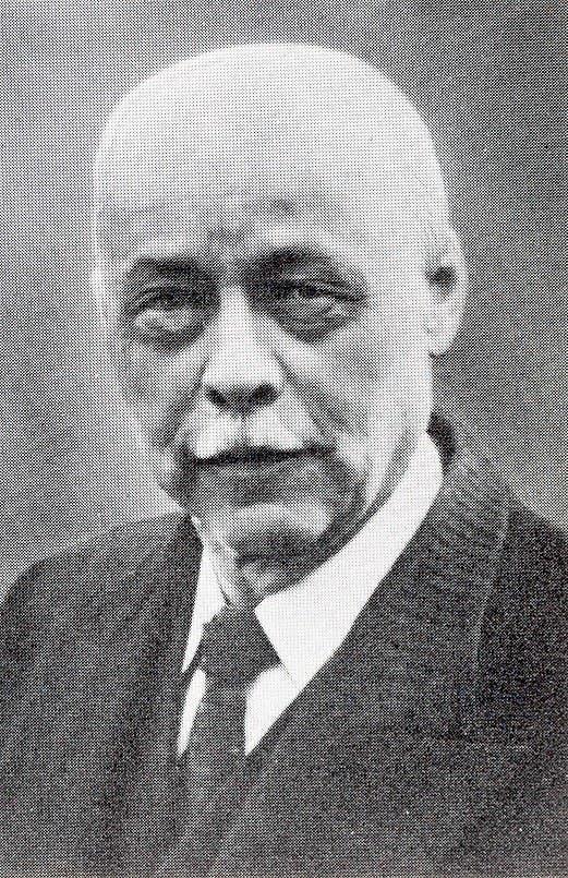 Arnold Hardegger war Initiant des Verkehrsvereins Gams.