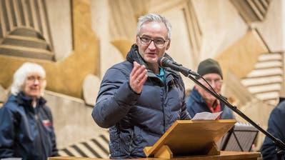 Der neue Wittenbacher Gemeindepräsident macht vor Stellenantritt noch einen Monat Ferien