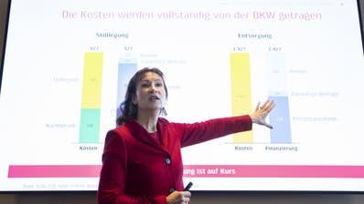 Ein Jahr bis zur Stilllegung des AKW Mühleberg - «Alles auf Kurs»