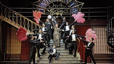 Auf der Bühne regiert die Dame: Ein Musical-Klassiker auf St.Galler Bühne