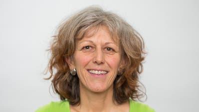 Die Grüne Fraktionschefin Monique Frey.