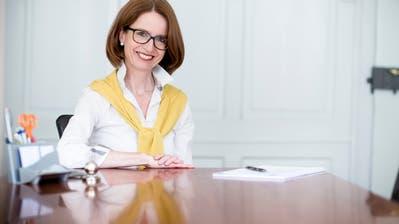 Susanne Vincenz-Stauffacher will für die FDP den Sitz der neuen Bundesrätin Karin Keller-Sutter im Ständerat verteidigen. (Archivbild: Mareycke Frehner)
