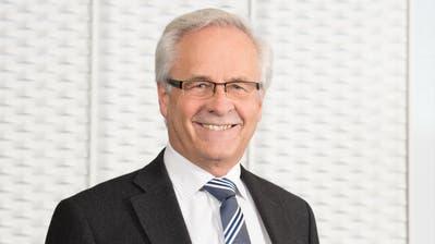 Der langjährige Griesser-Patron Walter Strässle wechselt von der Geschäftsleitung ins Verwaltungsratspräsidium und bleibt Mehrheitsaktionär. (Bild: PD)